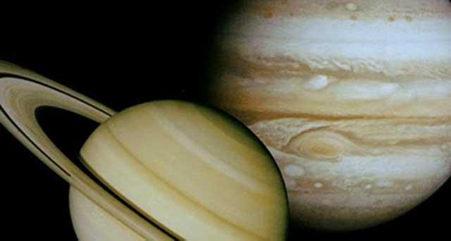 Jupter-Saturn